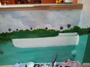 Custom Murals Central Brevard Cocoa Beach Art